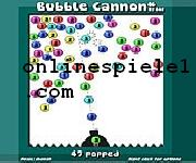 Bubble cannon Bubble Shooters online spiele