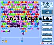 Bubble hit spiele online