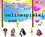 Candy game land shooting spiele online