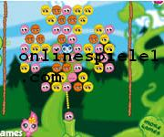Fruit bombarding Bubble Shooters online spiele