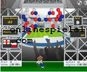 Soccer world cup kostenlose Bubble Shooters spiele